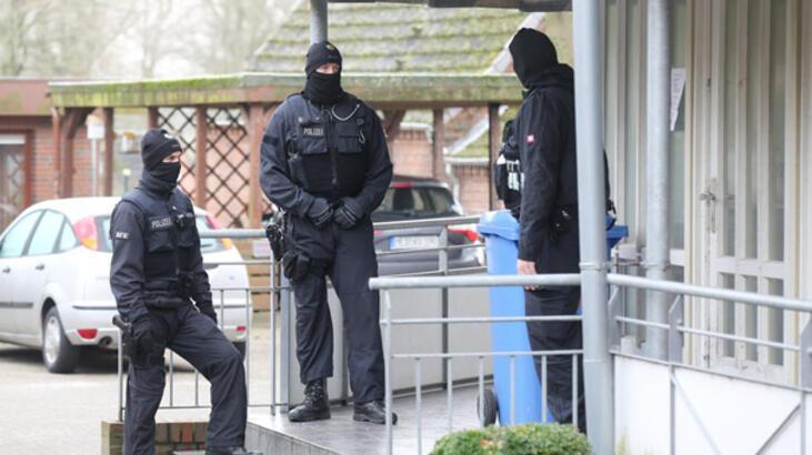 Almanya'da üç Iraklı terör şüphesiyle gözaltında