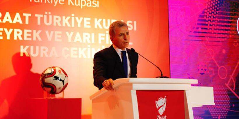 Ali Düşmez: Bu yıl finalin Sivas'ta oynanmasının önemli mesajı var