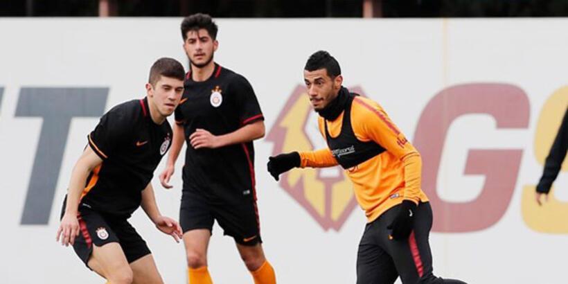 Galatasaray'da Aytemiz Alanyaspor mesaisi başladı