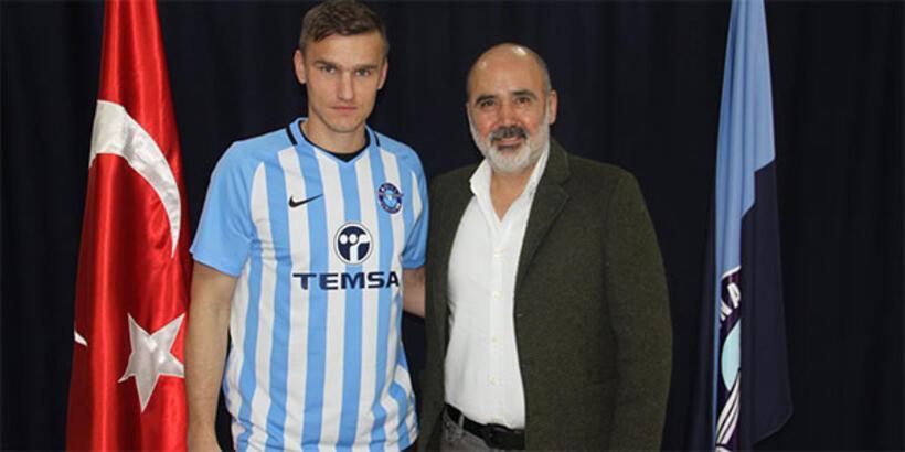 Olexander Gladky, Adana Demirspor'da!