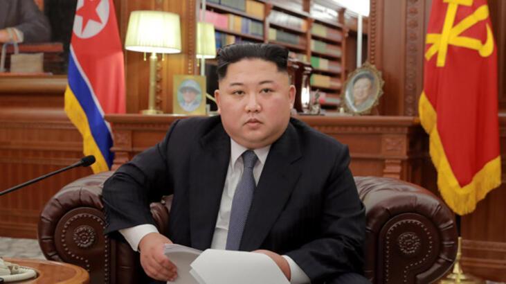 Kim Jong-un yeni yıl mesajında 'nükleer silahsızlanmadan sapılabileceği' mesajı verdi