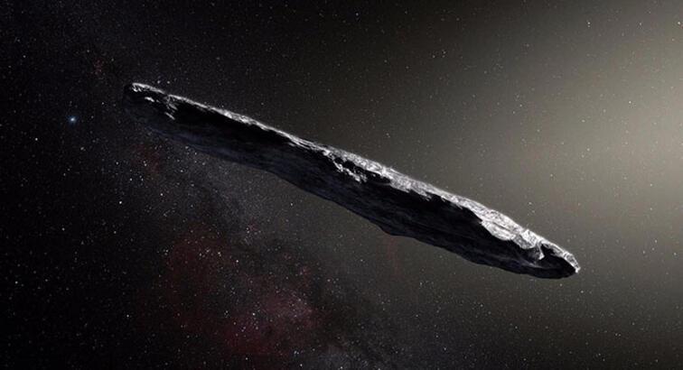 Oumuamua dışında güneş sistemimizde daha fazla yıldızlararası nesne bulundu