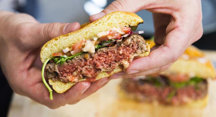 Impossible Burger'in yeni versiyonu geliyor