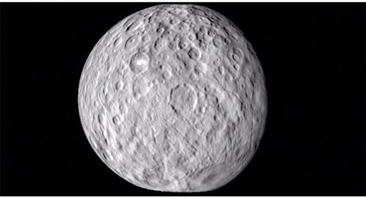 Cüce gezegen Ceres organik madde açısından zengin olabilir