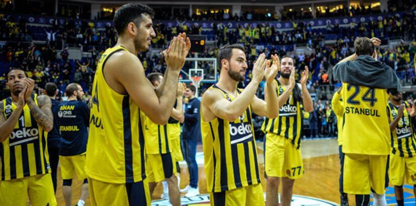 Fenerbahçe Beko dünya devleriyle birlikte!