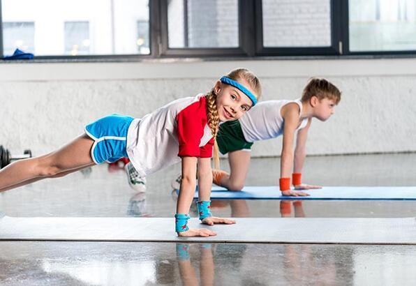 Çocuklarda spor ve kalp sağlığı