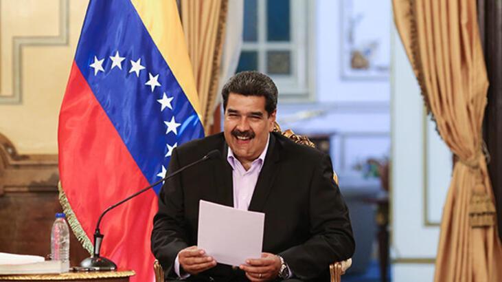 Son dakika... Maduro: Trump ölüm emrimi verdi!