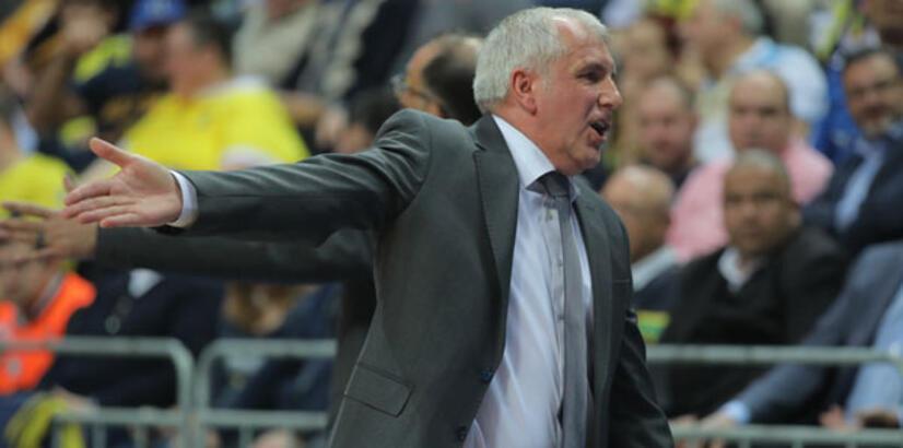 """Obradovic """"40 dakika boyunca savaşmazsanız, zorlanırsınız"""""""