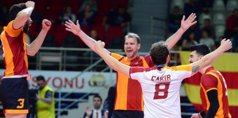 Galatasaray-Halkbank: 3-1