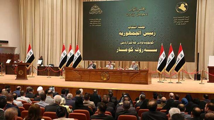 """Irak Meclisi'nin Mart'taki gündemi """"ABD'nin askeri varlığı"""""""
