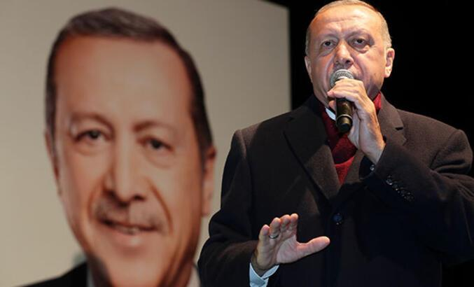 Cumhurbaşkanı Erdoğan: 2 yıla kadar çözeceksiniz