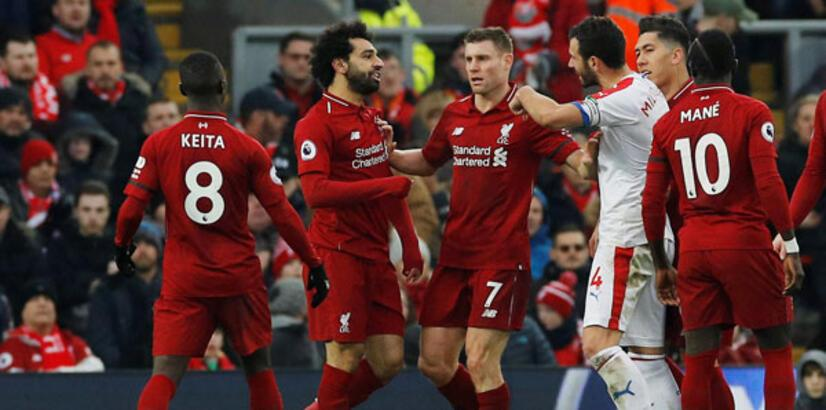 Liverpool - Crystal Palace: 4-3