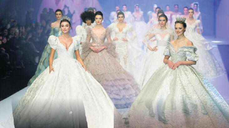 Moda ve ticaretin merkezi IF Wedding