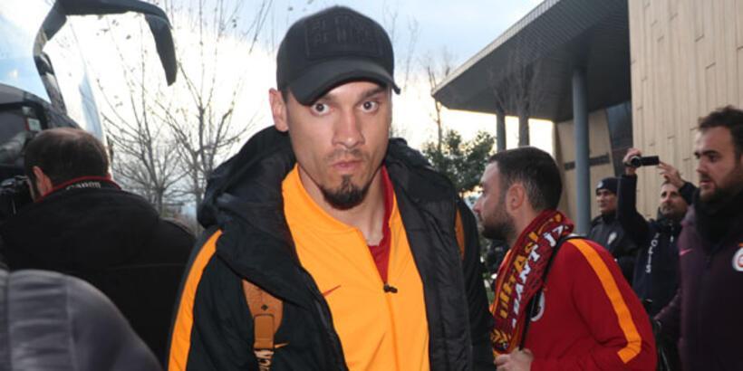 Galatasaray'da Maicon sürprizi