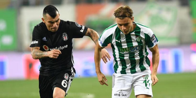 Beşiktaş'ın rakibi Bursaspor