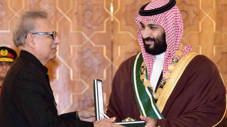 Suudi Arabistan'dan 18,5 milyar dolarlık anlaşma