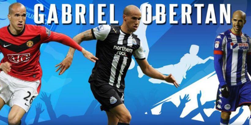 Gabriel Obertan BB Erzurumspor'da