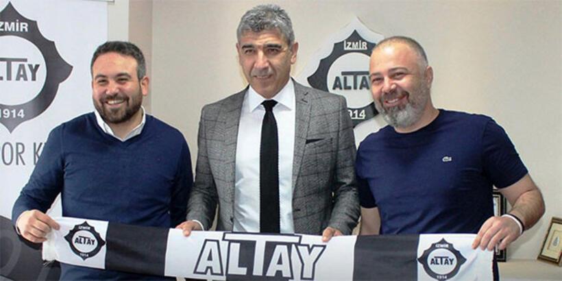 Altay'da Sait Karafırtınalar dönemi!