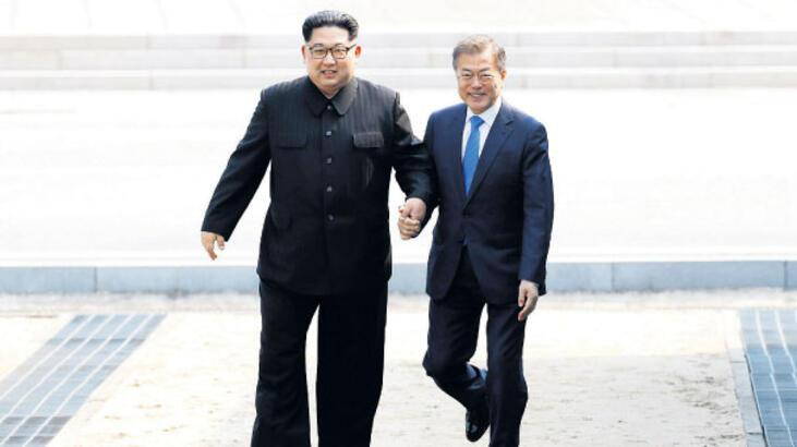 Dünyada yılın öne çıkan olayları: Kuzey ve Güney Kore buluştu