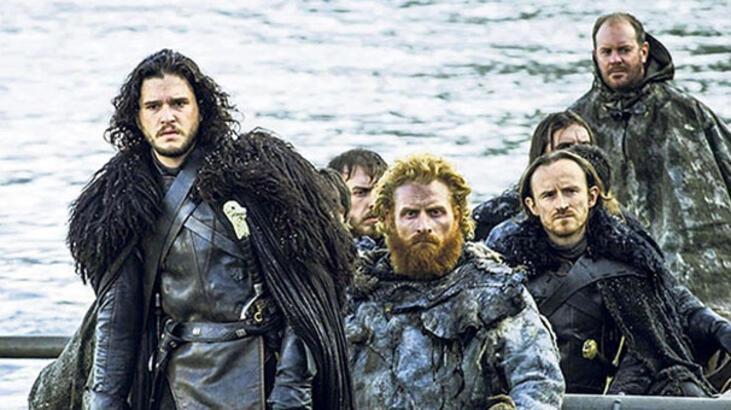 'Game of Thrones'in 8. sezon yayın tarihi açıklandı
