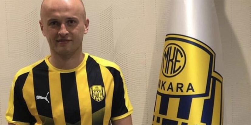 Michal Pazdan Ankaragücü'nde!
