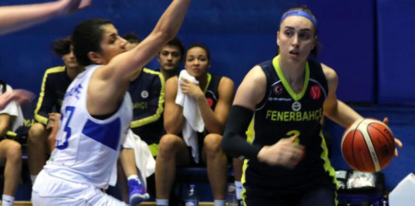 Hatay Büyükşehir Belediyespor - Fenerbahçe: 50-78
