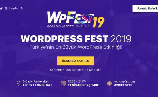 Türkiye'nin en büyük WordPress etkinliği 11 Nisan'da başlıyor!