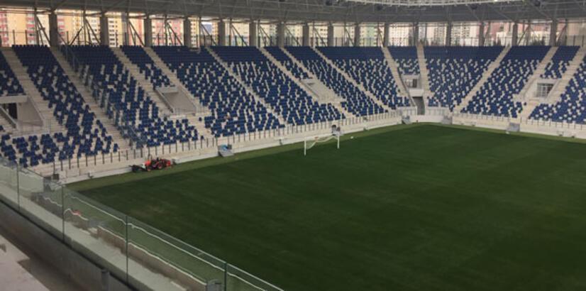 Eryaman Stadı, ikinci yarıya hazır hale gelecek