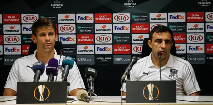 "Oleg Fomenko: ""Akhisarspor'u iyi analiz ettik"""