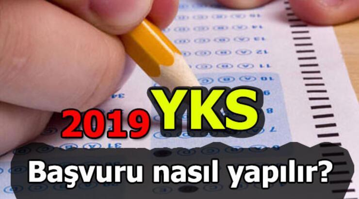 Üniversite sınavı ne zaman? 2019 YKS başvuruları devam ediyor