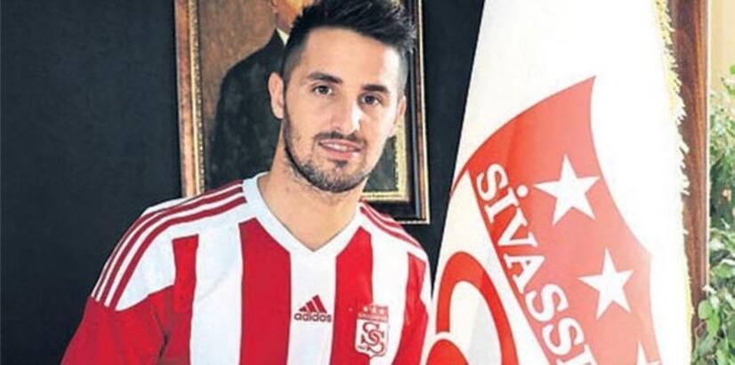 Sivasspor'da yeni transfer Hugo Vieria sezonu kapattı