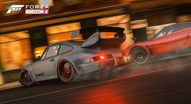 Forza Horizon 4'te yer alacak arabalar eksiksiz bir şekilde yayınlandı