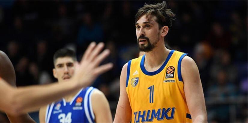 Euroleague'de haftanın MVP'si Alexey Shved