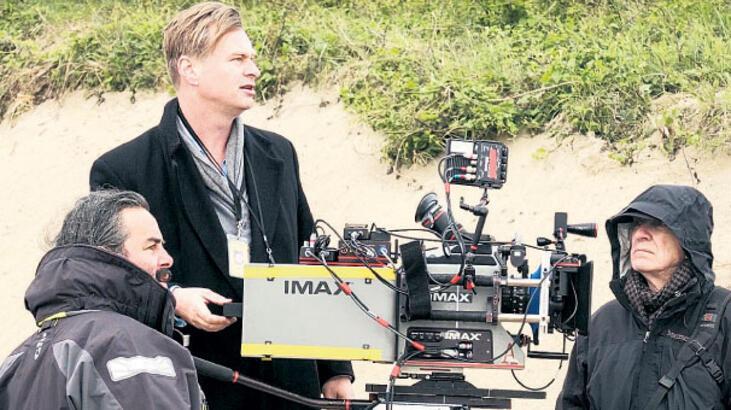 Nolan'ın yeni filmi 2020 yazında