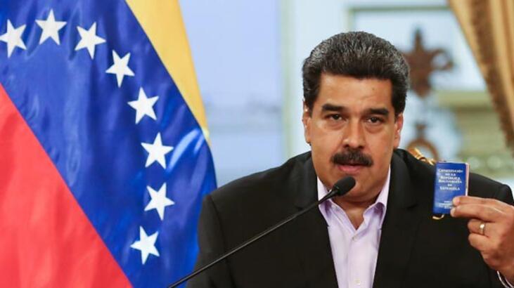 Son dakika: ABD'nin yaptırım kararı sonrası Venezuela'dan ilk açıklama