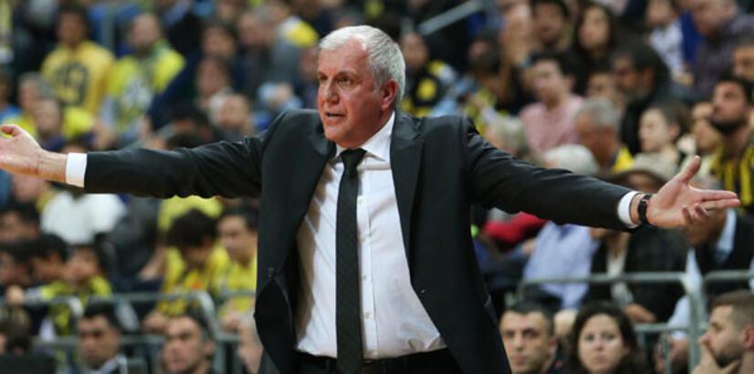 Zeljko Obradovic'ten Fenerbahçe taraftarına çağrı!