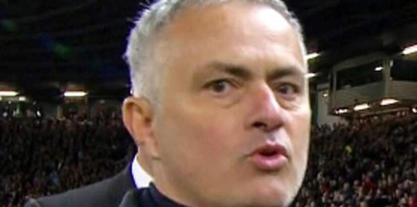 Mourinho'ya 1 maç ceza!