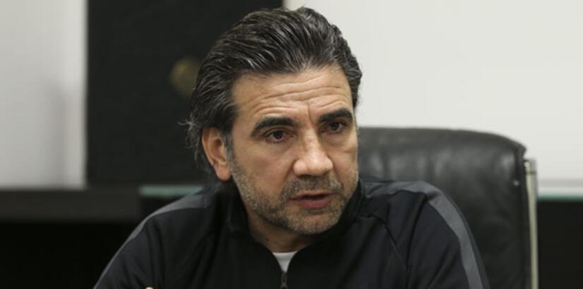 Osman Özköylü'nün hedefi play-off