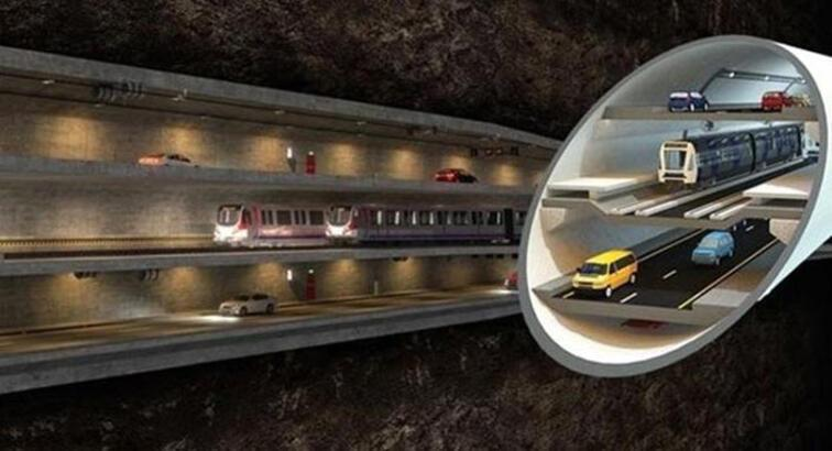 Dünyada bir ilk olacak proje: Büyük İstanbul Tüneli