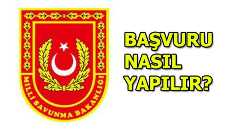 Milli Savunma Bakanlığı personel alımı şartları! MSB başvuruları...
