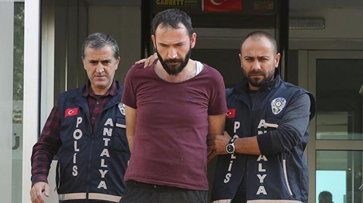 Antalya'da yasak aşk cinayeti: Öldürdüğü kişinin kuzenini kaçırdı