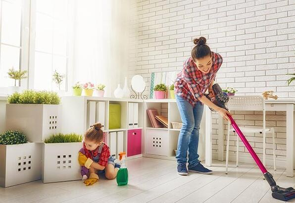 Kadınlar çocuk bakımı ve ev işlerini eşiyle paylaşmak istiyor