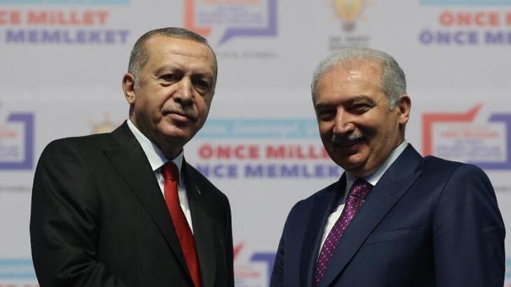 Mevlüt Uysal: Yıldırım'ın adaylığı İstanbullular için büyük bir kazançtır
