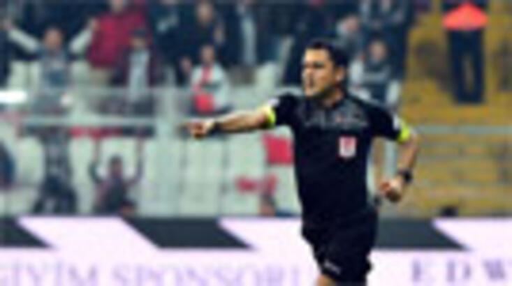 Fenerbahçe-Malatyaspor maçında VAR Bülent Yıldırım