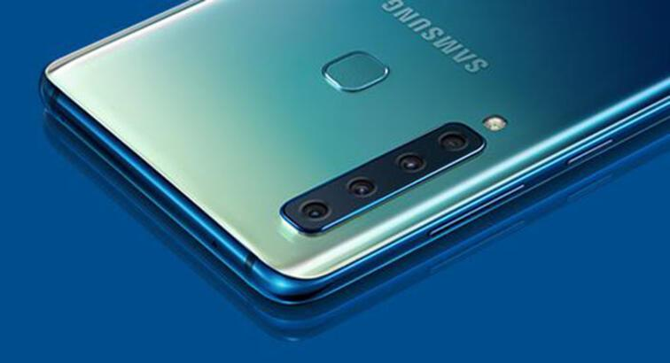 Samsung Galaxy A9 inceleme: Dört arka kameralı ilk akıllı telefon