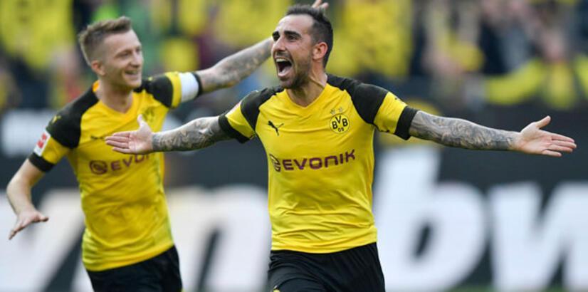 Dortmund - Augsburg: 4-3