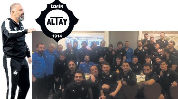 Büyük Altay güç topluyor