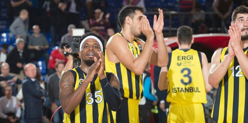 THY Avrupa Ligi'nde Fenerbahçe zirveye kuruldu
