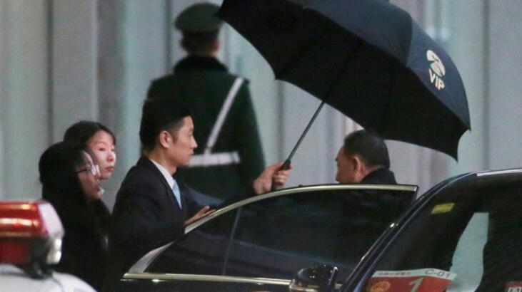 Kuzey Kore liderinin sağ kolu 'Trump'a mektup götürdü'