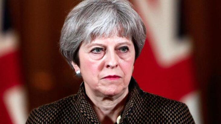 Theresa May'den Suudi Arabistan'a 'Türk yetkililerle tam iş birliği' çağrısı
